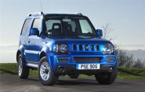 Suzuki Jimmy Blue