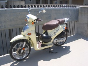 Scooter Kymco 50cc